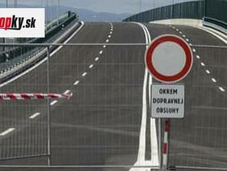 Prekládka mosta v Iliaši si od piatka vyžiada úplnú výlukudopravy