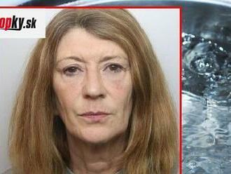 Brutálna vražda: Neskutočné, čím žena obliala manžela   počas spánku!