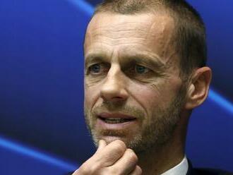 Tri veľkokluby sa chcú vyhnúť trestu za vytvorenie Superligy: Prezident UEFA okamžite reagoval!