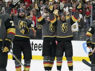Dokonalý obrat. Vegas zdolalo Colorado 4:2 na zápasy, v semifinále proti Montrealu