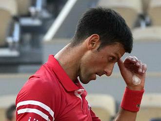 Djokovič druhým finalistom dvojhry, vyradil obhajcu Nadala