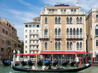 V Benátkach zomrel mladý Slovák  , vypadol z okna luxusného hotela