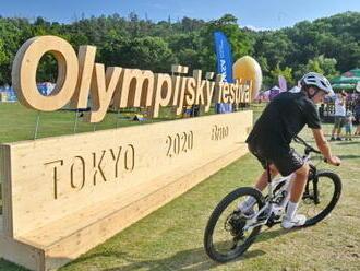 Olympijský oheň už hoří i v Brně, návštěvníky láká třeba taekwondo