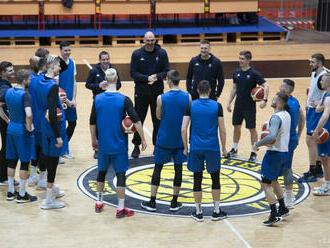 Basketbalisti prehrali v príprave s Portugalskom