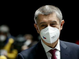 Český premiér Andrej Babiš odmietol povinné očkovanie