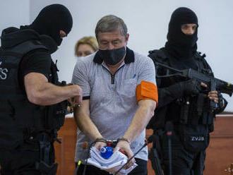 Bývalý špeciálny prokurátor Dušan K. zostáva vo väzbe