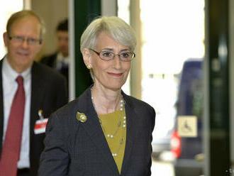 Delegáciu USA na rokovaniach s Ruskom povedie Wendy Shermanová