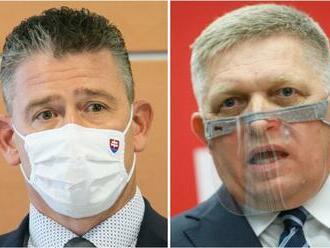 Fico sa chce znovu pokúsiť odvolať Mikulca, do ministra si kopol aj za odvolanie Santusovej