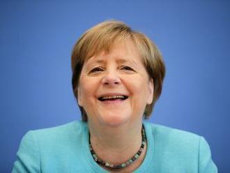 Merkelová varovala pred exponenciálnym nárastom počtu nakazených