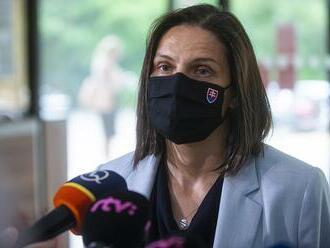 Zadržanie Jozefa Milučkého je ďalšou smutnou udalosťou pre justíciu, tvrdí Kolíková