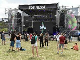Brno rozezněl progresivní pop, začal festival Pop Messe
