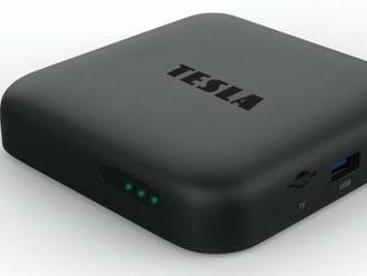 TESLA MediaBox XA400 - výborné multimediální centrum s Androidem TV 10