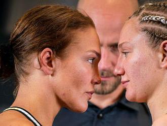 Lucia Szabová vs Cornelia Holmová, ONLINE z Oktagon MMA 26