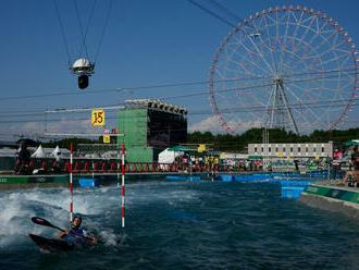 Olympiáda Tokio 2020 / 2021: Grigar zabojuje vo vodnom slalome
