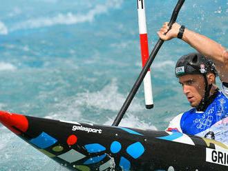 Grigar udržal sériu vodných slalomárov. Získal striebro
