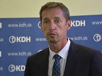 Do KDH majú prísť členovia SKS, teda bývalej strany Sieť