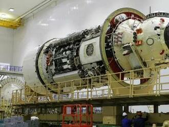 Z Bajkonuru odletí ruský modul Nauka, ktorý rozšíri ISS