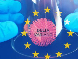 Štúdia: Variant delta je extrémne nákazlivý