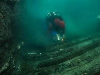 Archeológovia v Egypte objavili vzácne trosky dávneho plavidla z Herakleionu