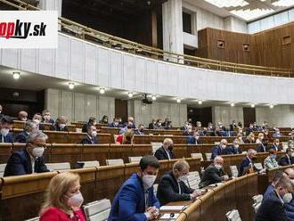 Strany získajú v tomto roku za výsledky volieb do Národnej rady takmer 12 miliónov eur