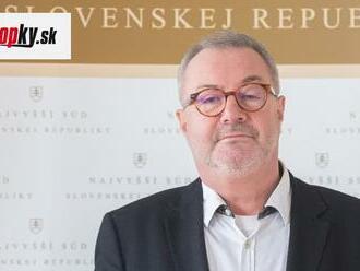 Predseda Najvyššieho súdu zbavil zadržaného sudcu mlčanlivosti: Je podozrivý z korupcie