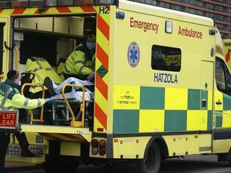 Británia zverejnila nemilé správy: V nemocniciach pribúdajú pacienti s COVID-19, boli zaočkovaní?
