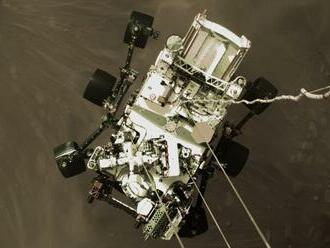 Míľnik vo výskume Marsu: Robotické vozidlo Perseverance sa pripravuje na veľkú úlohu