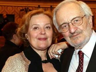Manželka Milana Lasicu   poslala dojemný odkaz všetkým ľuďom, ktorí si uctili jej manžela