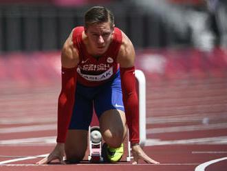 Maslák běžel na mezinárodní scéně nejpomaleji od roku 2009, chce zkusit Paříž