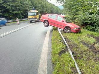 Jednotka ze stanice Varnsdorf vyjela kdopravní nehodě osobního auta na kopec Šébr. Při nehodě…