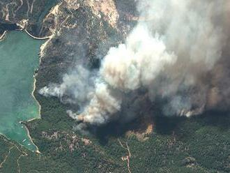 Väčšina lesných požiarov v  Turecku je už pod kontrolou