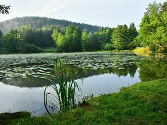 Obrazem: Kaňony, rybníky, hrady. Malebný Máchův kraj není jen slavné jezero