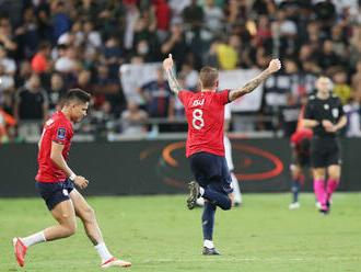 Lille ukončilo osemročnú nadvládu PSG a získalo francúzsky Superpohár
