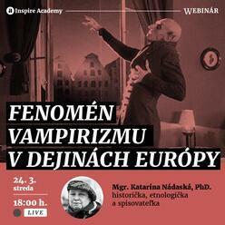 Fenomén vampirizmu v dejinách Európy