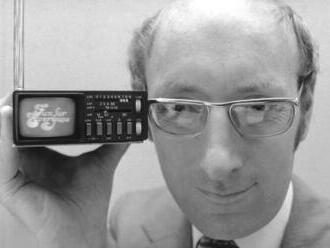 Zemřel vynálezce Sinclair, stál u vzniku kalkulačky a osobního počítače