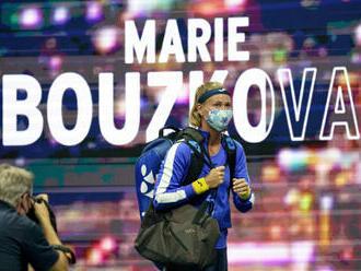 Vondroušová postoupila v Lucemburku do semifinále, Bouzková vypadla