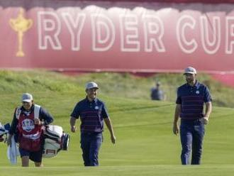 Američtí golfisté po prvním dnu Ryder Cupu vedou 6:2