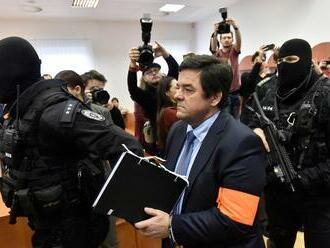 Další obžaloba na Kočnera a Zsuzsovou z kauzy Kuciak, měli chystat vraždy v justici