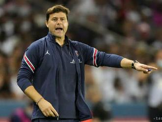 Pochettino naznačil, že proti Bruggám nastúpia Messi, Neymar i Mbappe