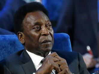 Pelé po prepustení z JIS: Som pripravený odohrať zápas aj s predĺžením