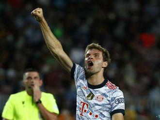 Bayern uštedril Barcelone lekciu, Nagelsmann velebil oboch strelcov