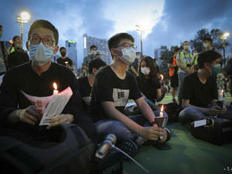 Aktivistov, ktorí si pripomenuli masaker na Tchien-an-men, odsúdili