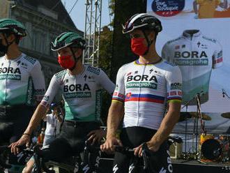 Peter Sagan skončil v prológu Okolo Slovenska desiaty