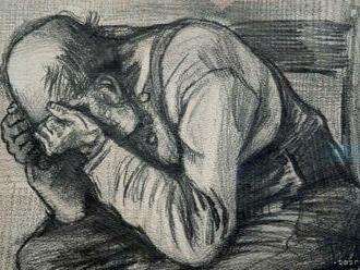 Po prvý raz vystavili dosiaľ neznáme dielo od Vincenta van Gogha
