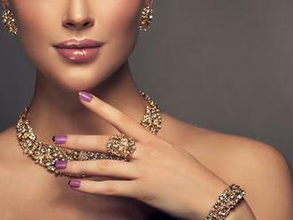 Luxusné šperky, ktoré si zamilujete!