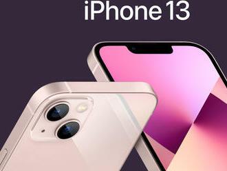 Apple představil novou generaci iPhonů 13, shrnujeme jejich parametry