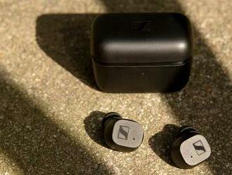 Sennheiser CX Plus True Wireless - aktívne potlačenie hluku za dostupnú cenu