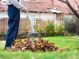 Pomaly, ale isto sa to blíži, začiatok jesenného upratovania záhrady!