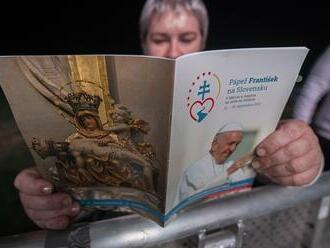 """Pápež dnes zavíta do Šaštína. Pútnici sa tešia, že ho uvidia naživo: """"Očakávam radosť, posilnenie, naplnenie mojej túžby vidieť Svätého Otca na vlastné oči"""""""
