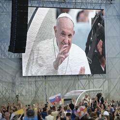 K návšteve pápeža Františka